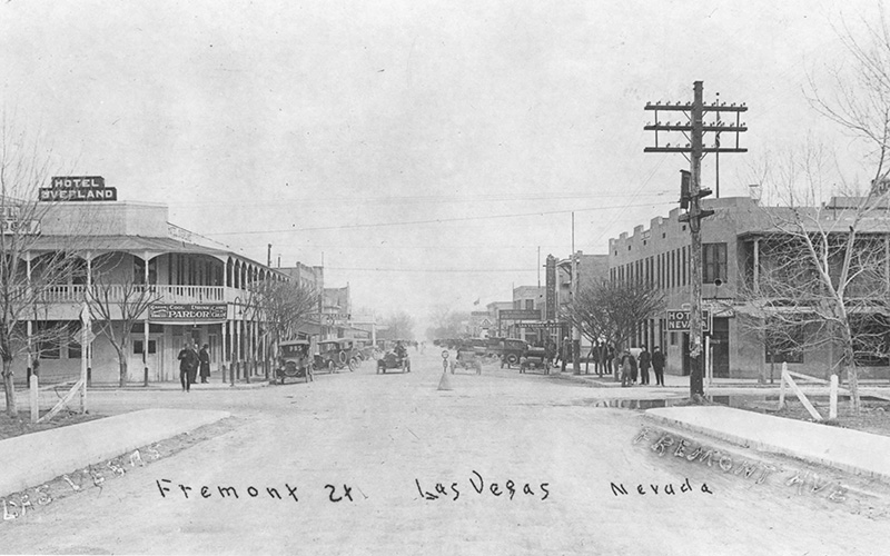 image of las vegas on 1911