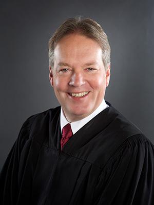 image of Judge, Dept. 4,Bert Brown