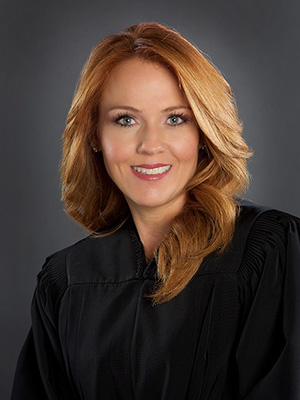 image of Judge, Dept. 3,Cara Campbell