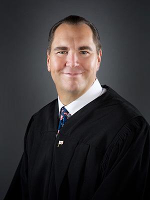 image of Judge, Dept. 6,Martin D. Hastings