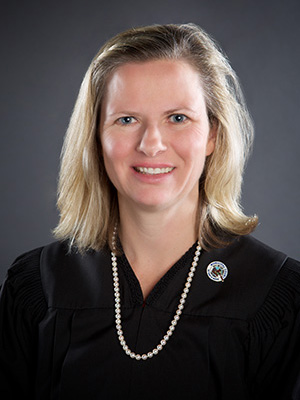 image of Judge, Dept. 2,Susan Roger