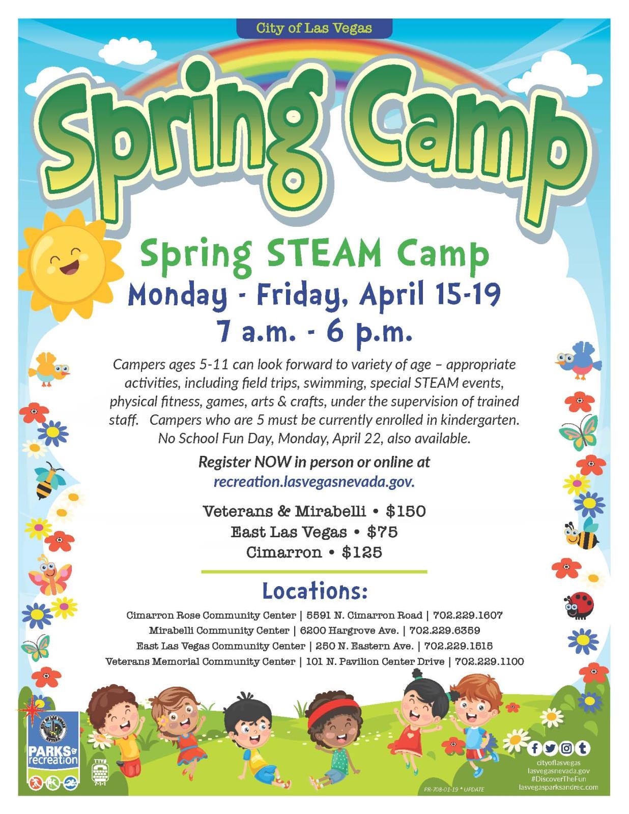 2019 City LV Spring Break Camps flier.jpg