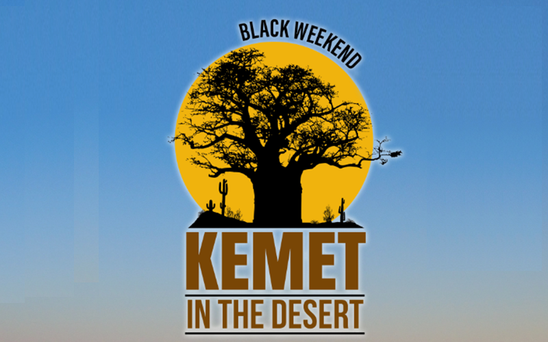 Black Weekend 2021: Kemet In the Desert - Day 2