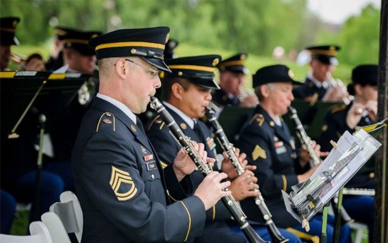 40th Infantry Division Band Concert