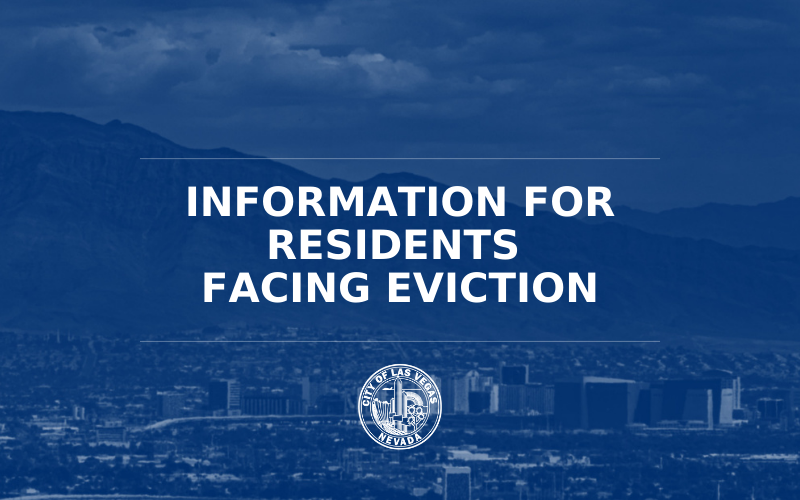 image for Information for Residents Facing Eviction