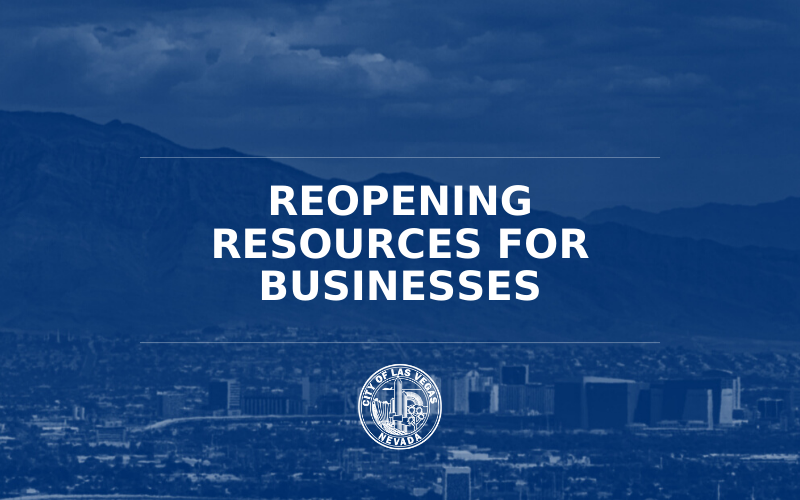 image for Reopening Resources for Businesses