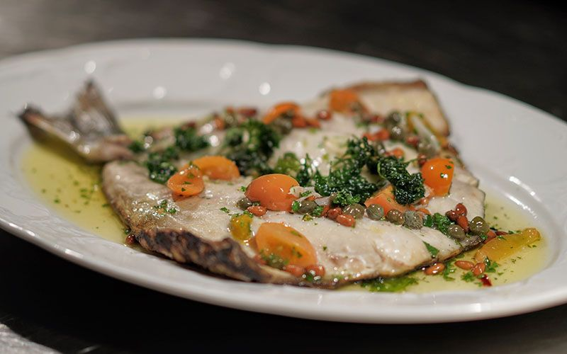Chef James Trees' Al Solito Posto Making Its Mark