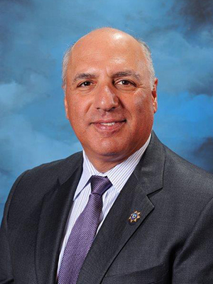 image of Mayor Pro Tem Ward 4,Stavros S. Anthony