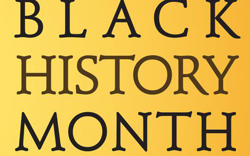 image for Black History Month Events