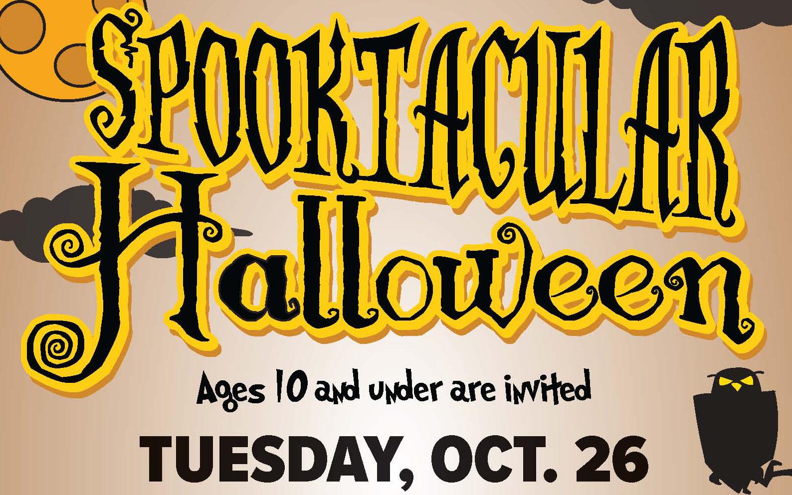 Free Spooktacular Halloween
