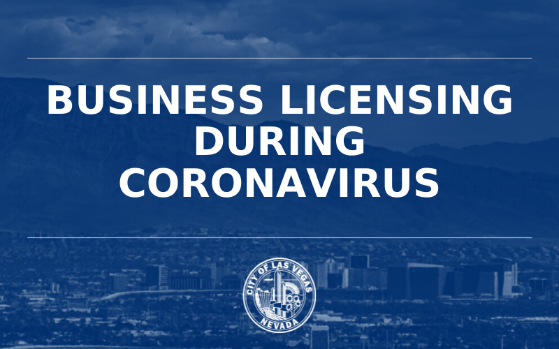 image for Business Licensing During Coronavirus