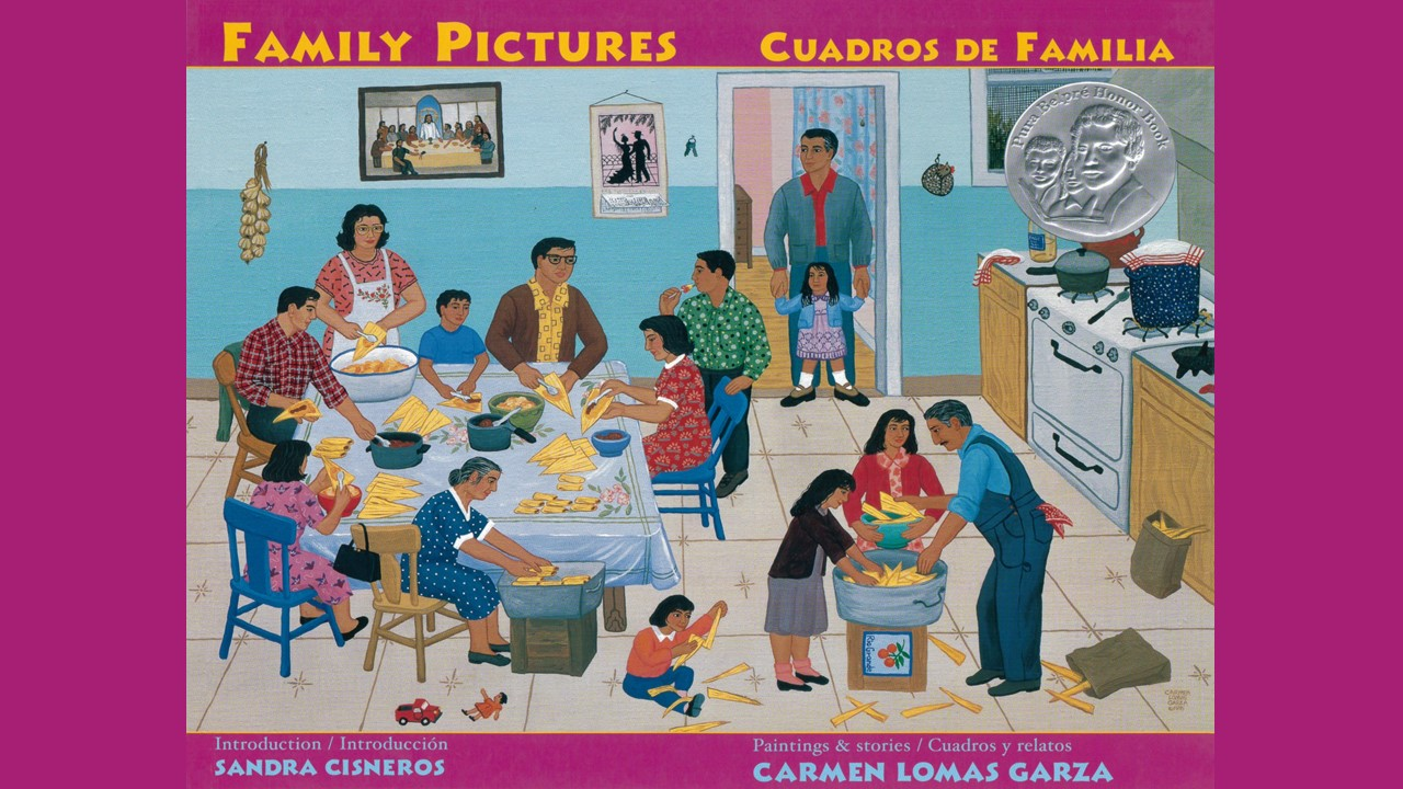 Discovering Carmen Lomas Garza