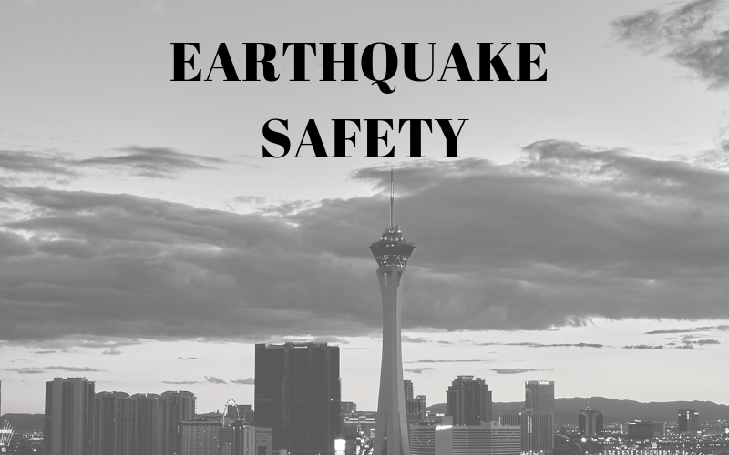 image for Earthquake Safety