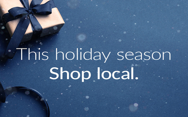 image for Shop Local This Holiday Season
