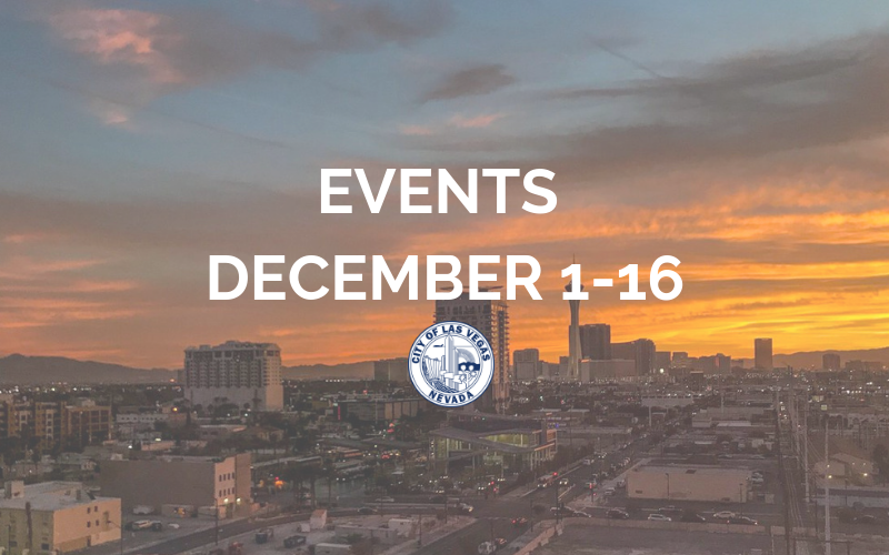 image for Events Dec. 1 - 16