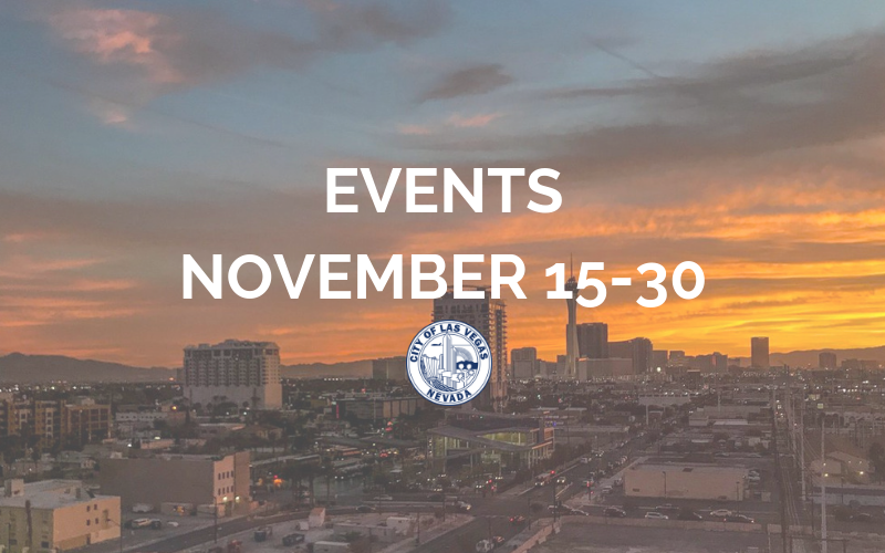 image for Events Nov. 15 – 30