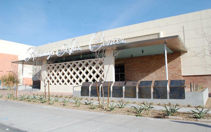 image for Las Vegas Academy Entryway Renovation