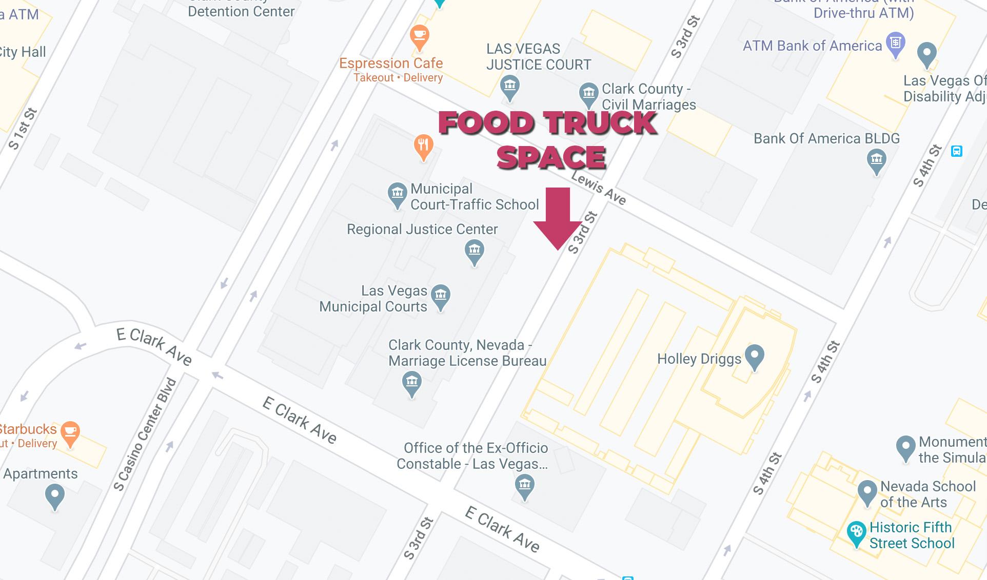 FoodTruckSpace