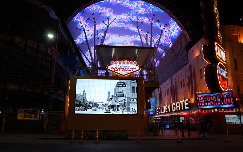 image for Fremont Street Experience Sign