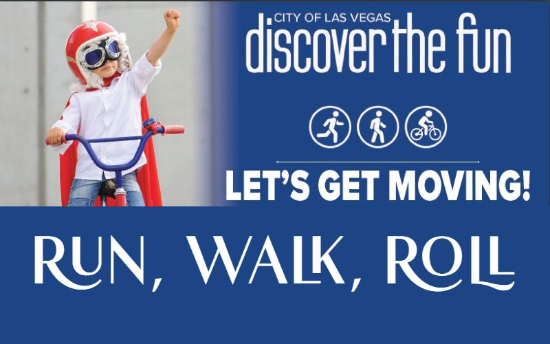 Discover The Fun Run, Walk, Roll