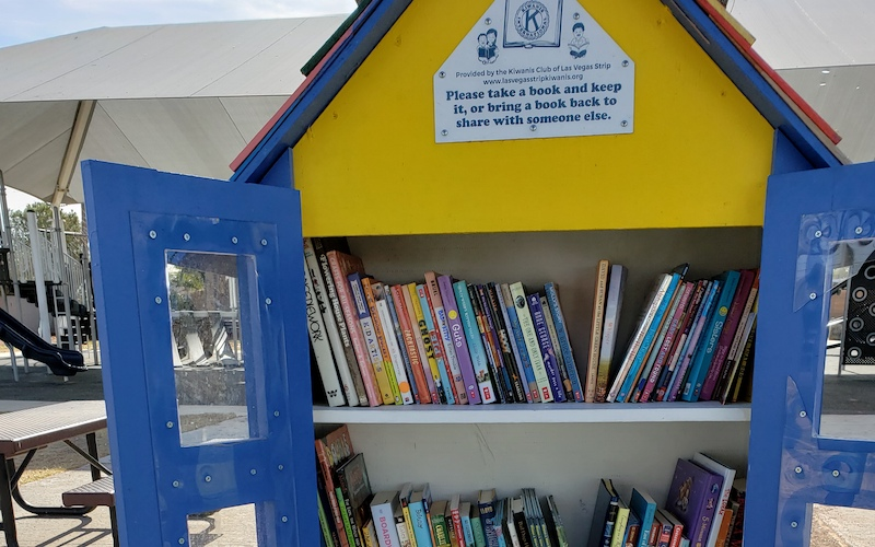 """image for Free """"Little Libraries"""""""