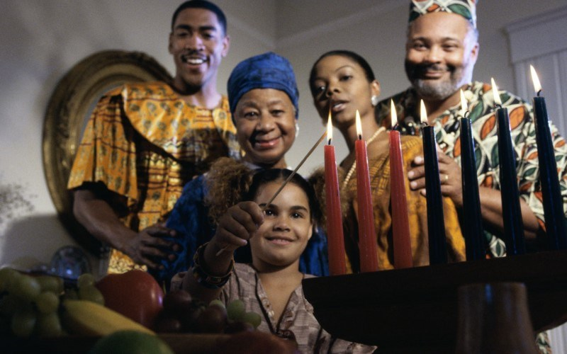 image for Kwanzaa - UJAMAA event