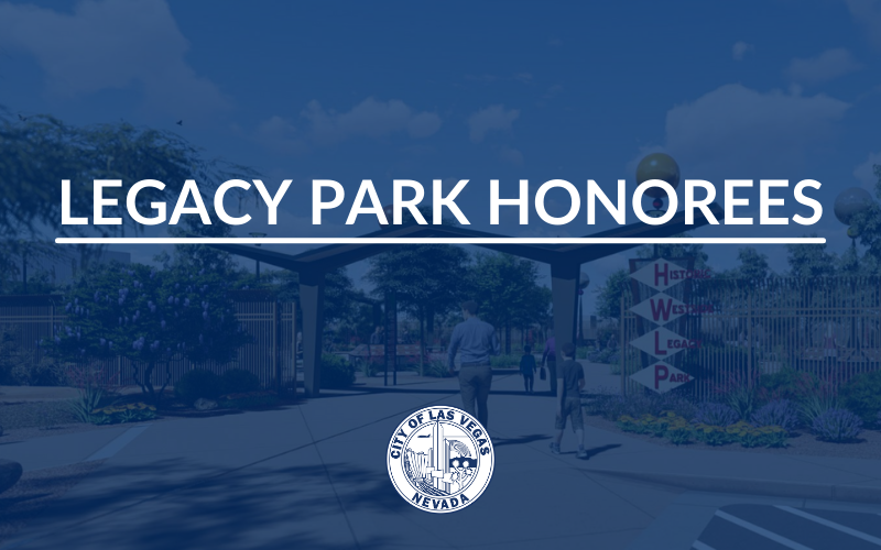 image for Legacy Park Honorees