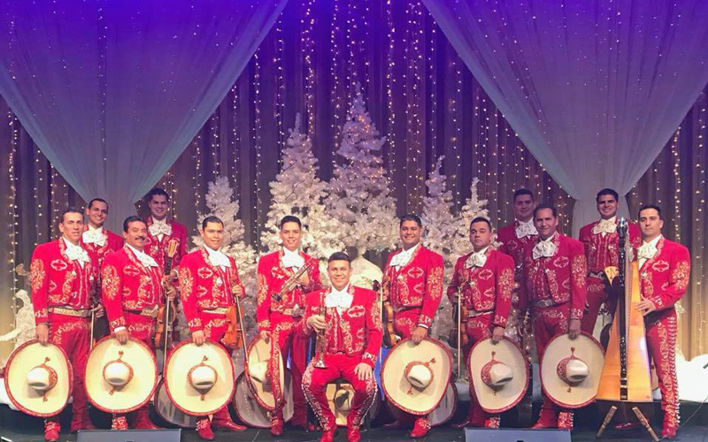 image for Mariachi Sol De Mexico de Jose Hernandez: Merry-ACHI Christmas event