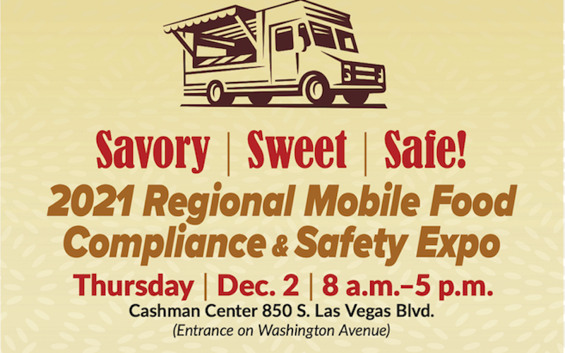 2021 Regional Mobile Food & Safety Expo