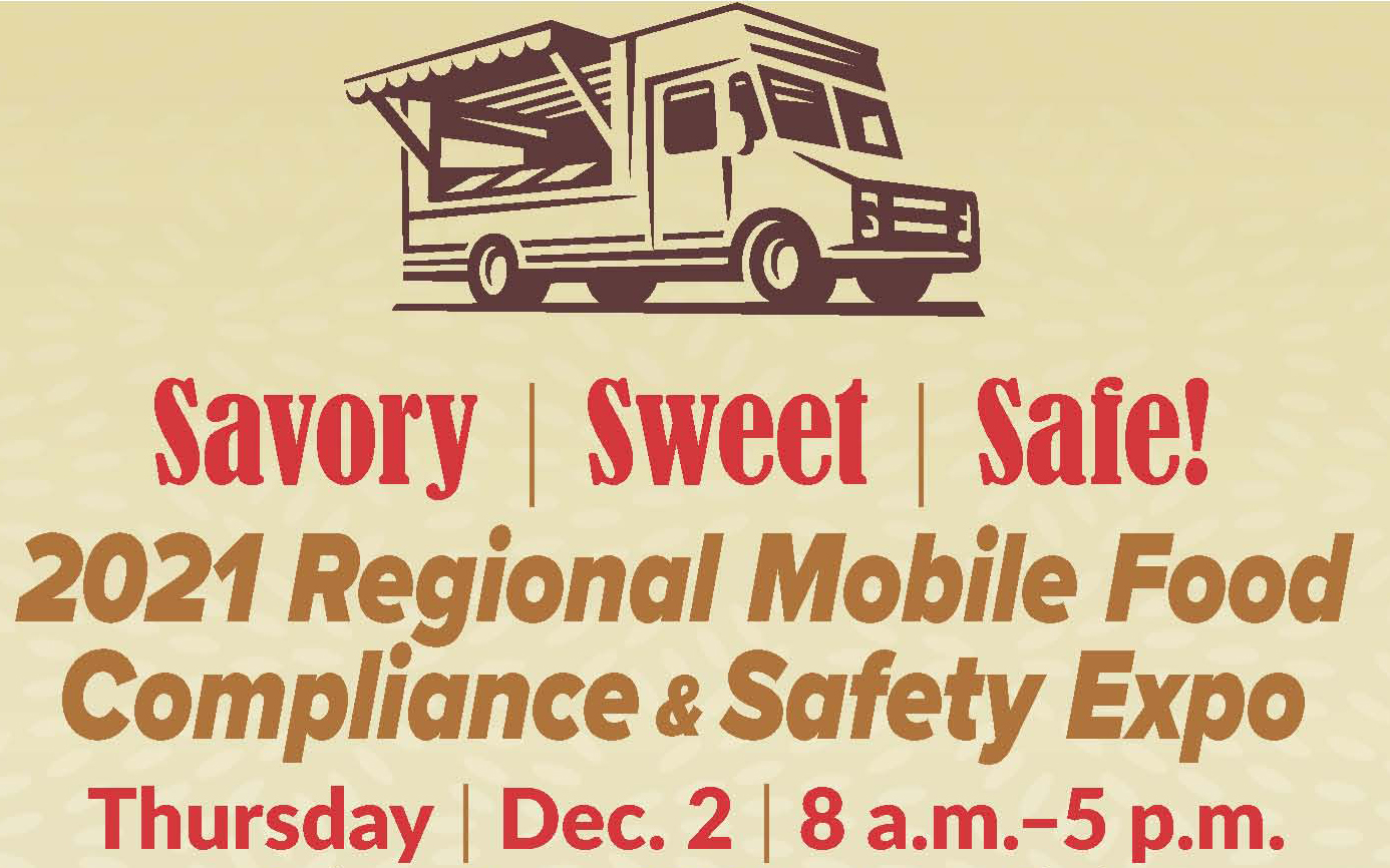 Regional Mobile Food Compliance & Safety Expo