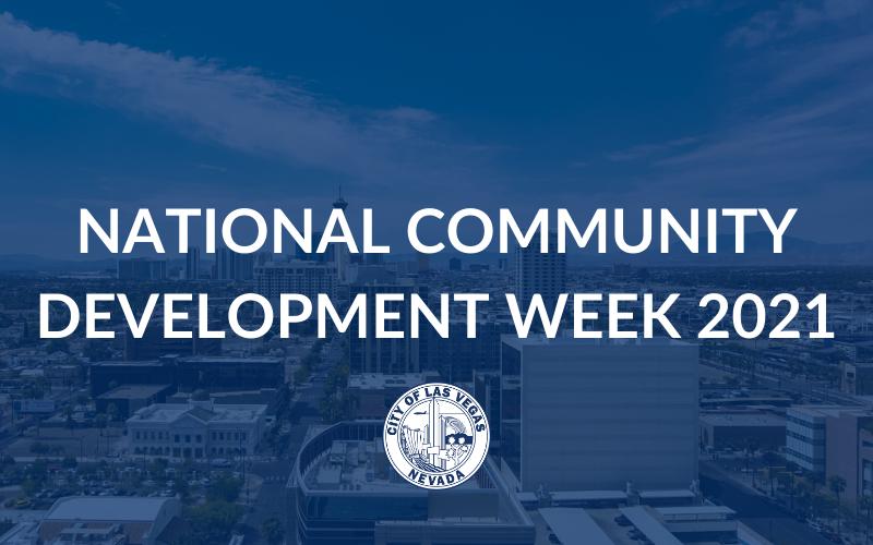 image for National Community Development Week 2021