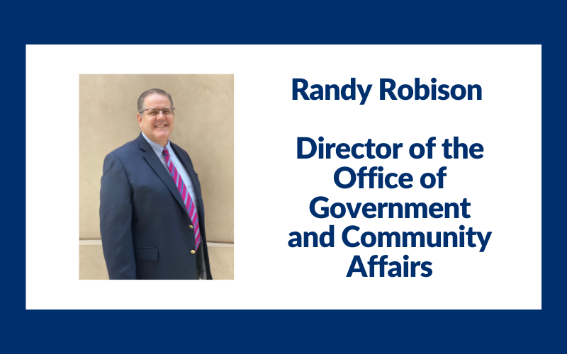 image for Director of Government and Community Affairs