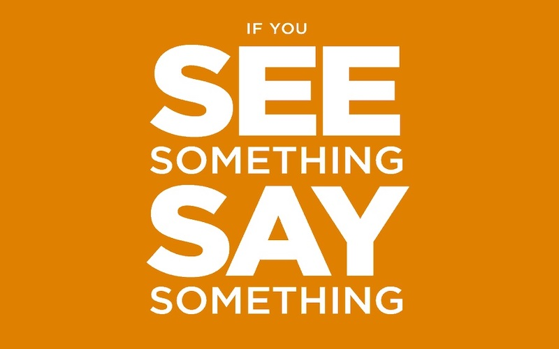 image for See Something, Say Something