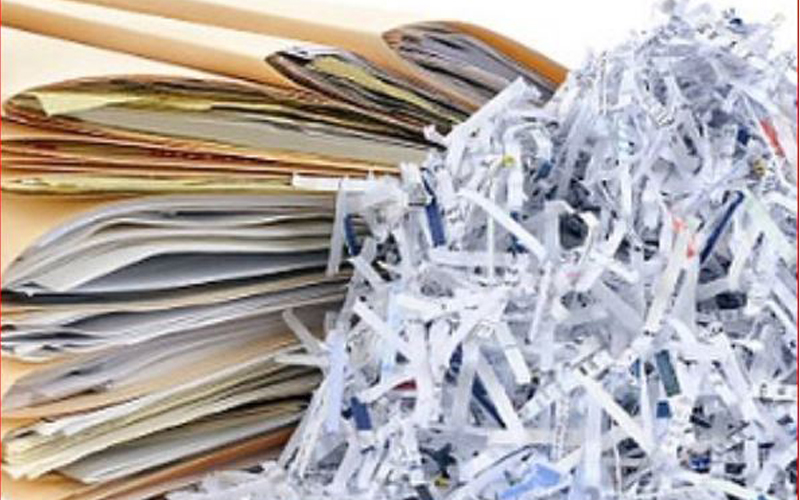 Free Shredding & Medication Disposal Event