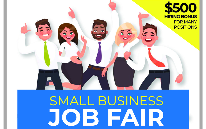 Small Business Job Fair