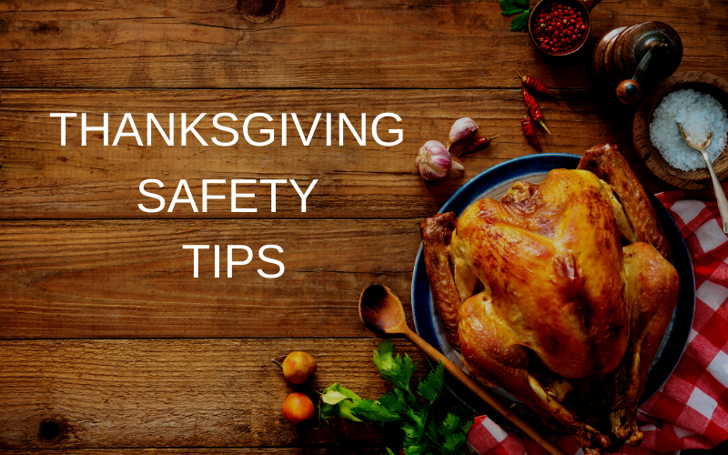 image for Thanksgiving Safety Tips