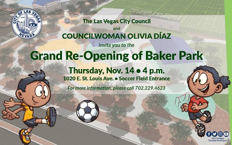 image for Re-Opening Of Baker Park
