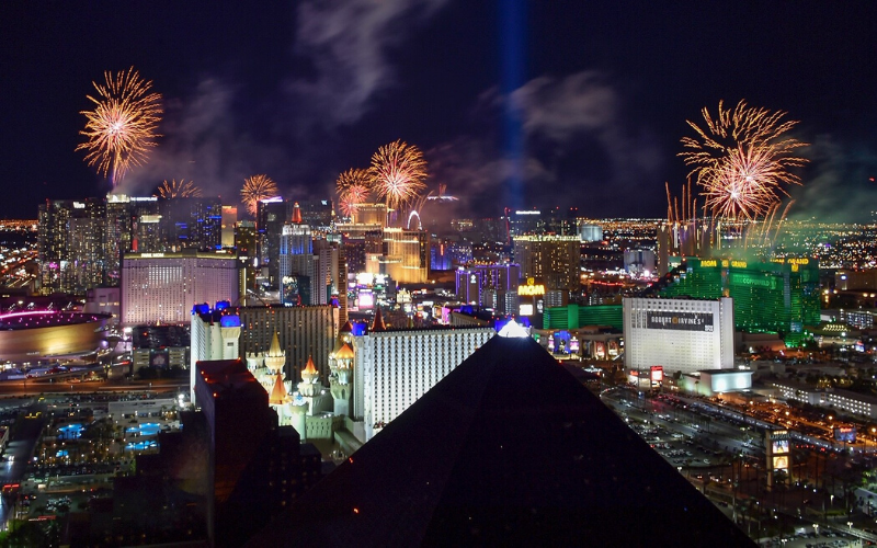 image for New Year's Eve Fireworks