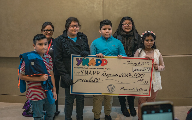 image for Grants For Youth Service Projects Will Help Our Community
