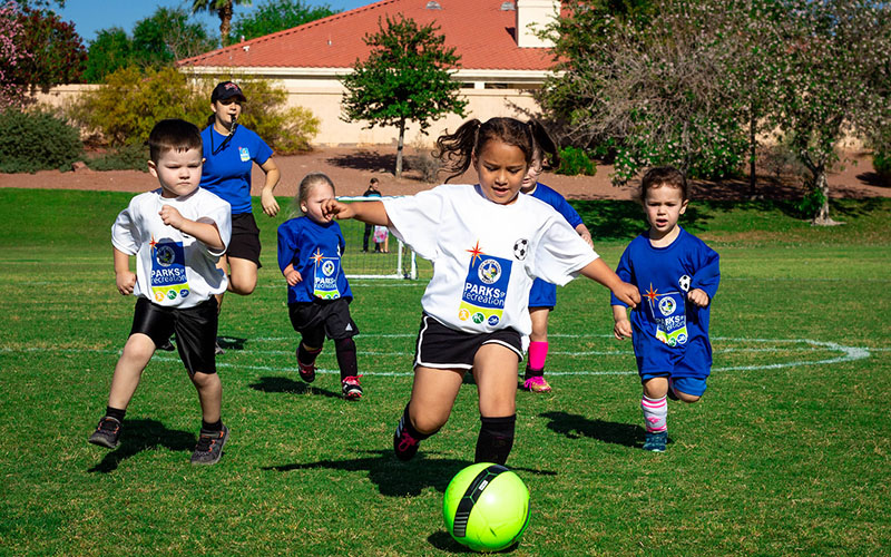 image for Spring Youth Sports Leagues