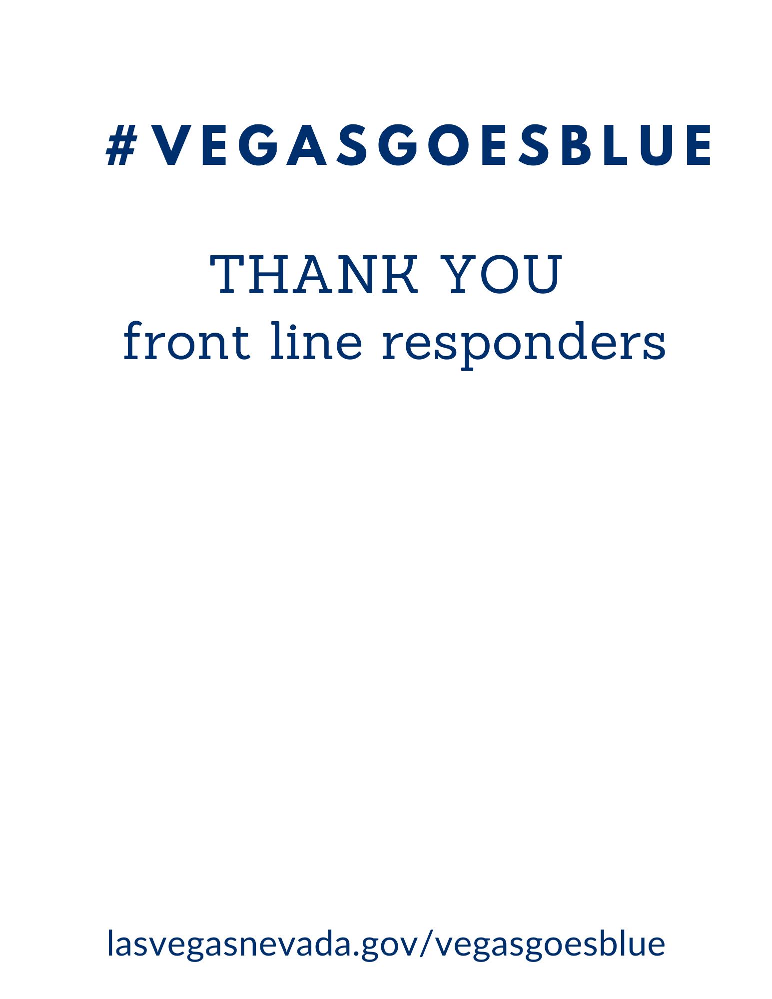 Vegas Goes Blue Window Sign (4)
