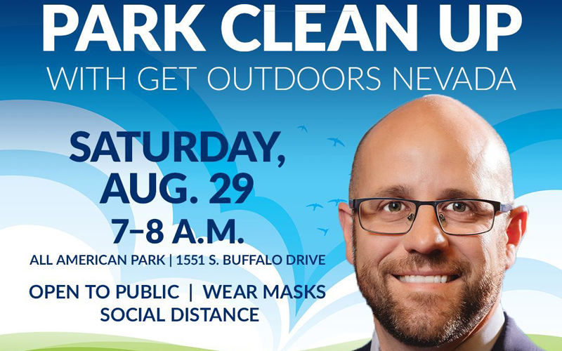 Ward 1 All-American Park Cleanup