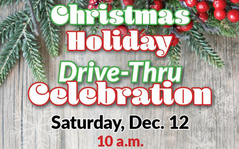 Ward 2 Christmas Holiday Drive-Thru Celebration