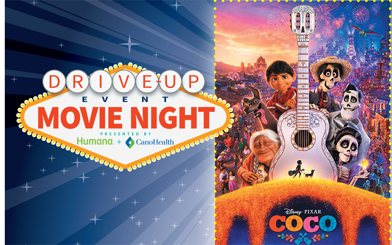 Ward 3 Drive-Up Movie Night