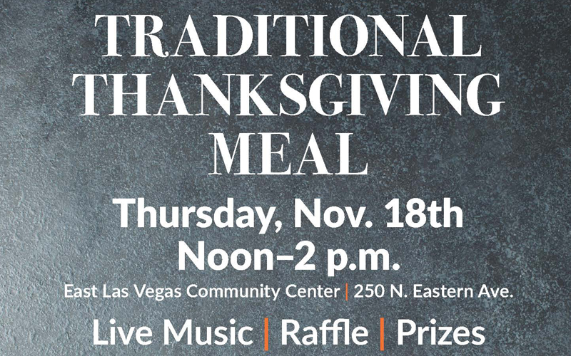 Ward 3 Traditional Thanksgiving Luncheon