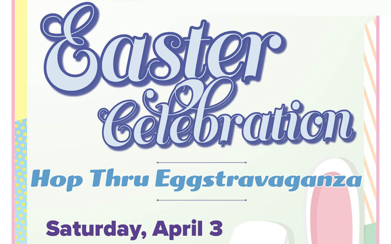 Ward 6 Easter Celebration Hop Thru Eggstravaganza