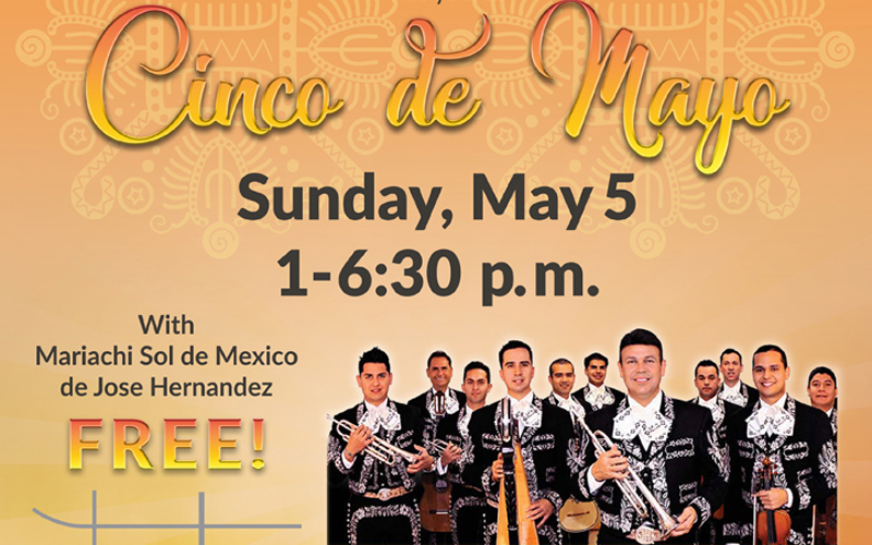 image for Cinco de Mayo Festival event