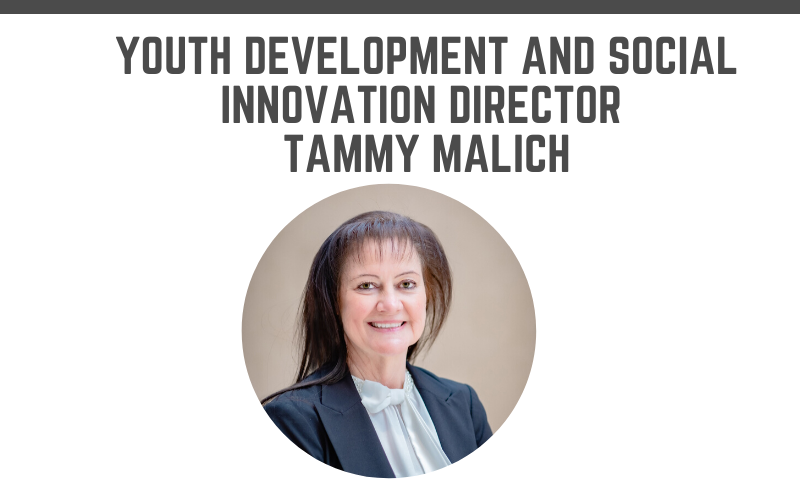 image for Youth Development & Social Innovation Director Tammy Malich