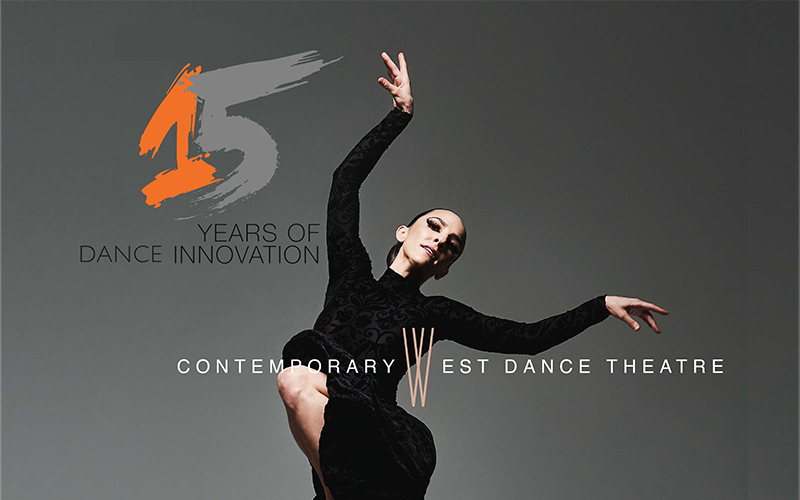 Contemporary West Dance Theatre's Fall Concert Series