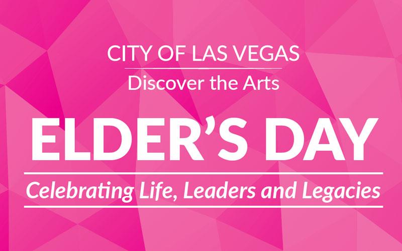 """ELDERS DAY: """"Celebrating Life, Leaders and Legacies"""""""